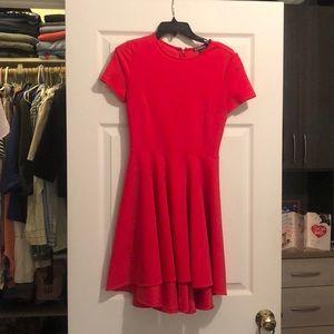 Pink Dress from Express